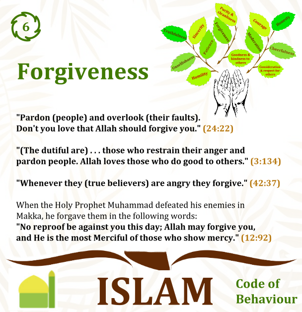 how to ask for forgiveness in islam